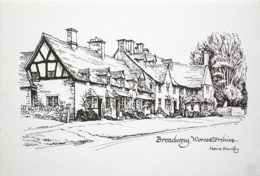 Moira Huntly Broadway Worcestershire