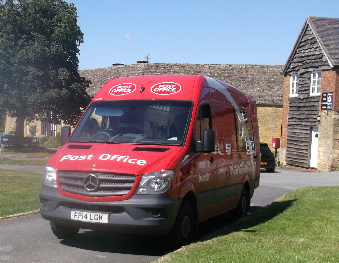 Mobile Post Office