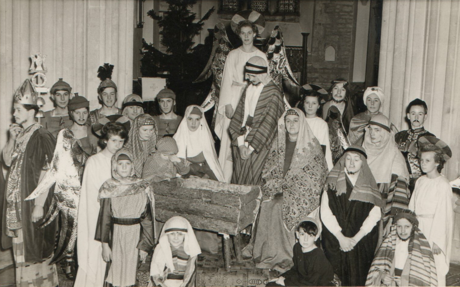 Willersey Nativity Play