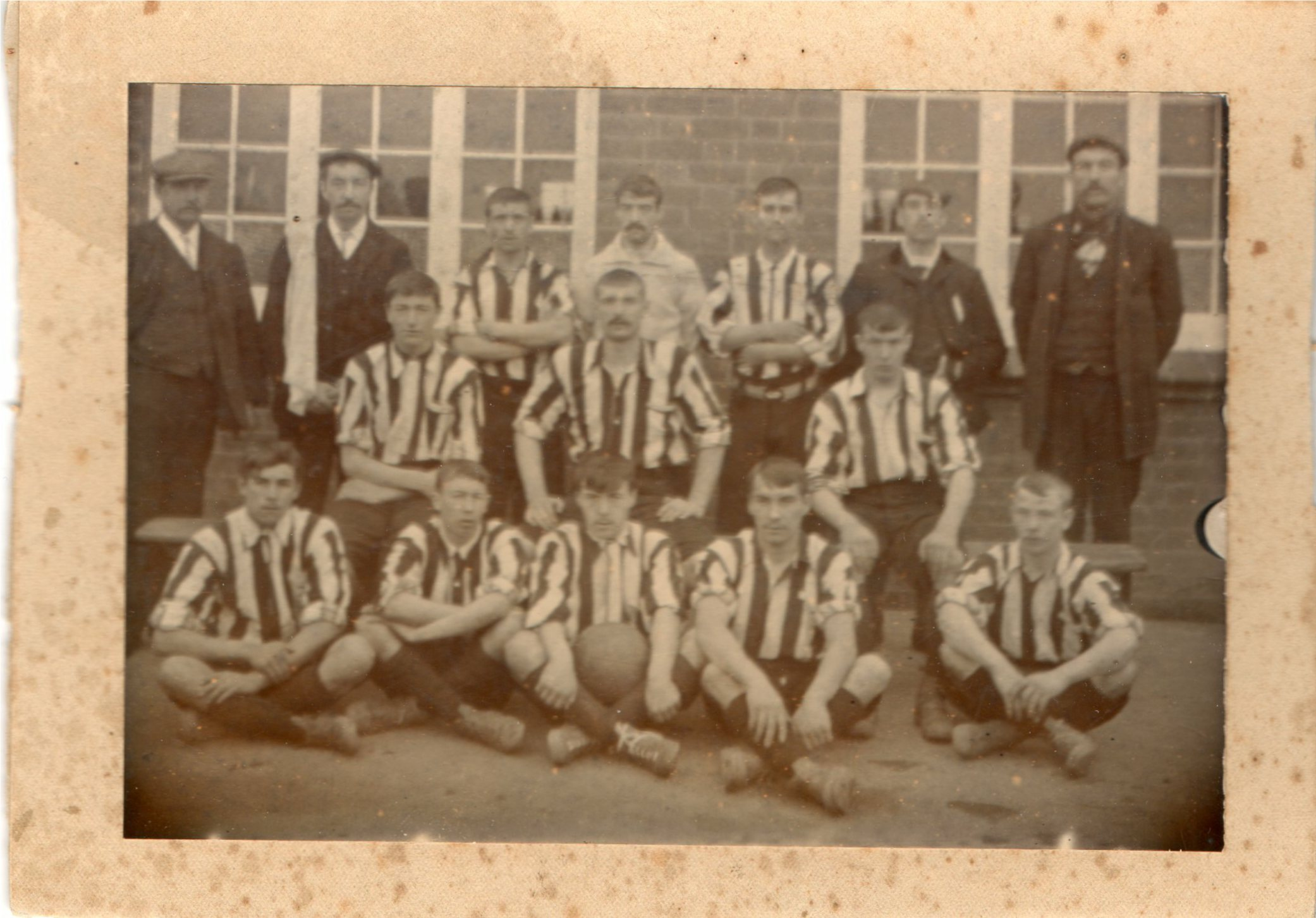 Willersey Football Team