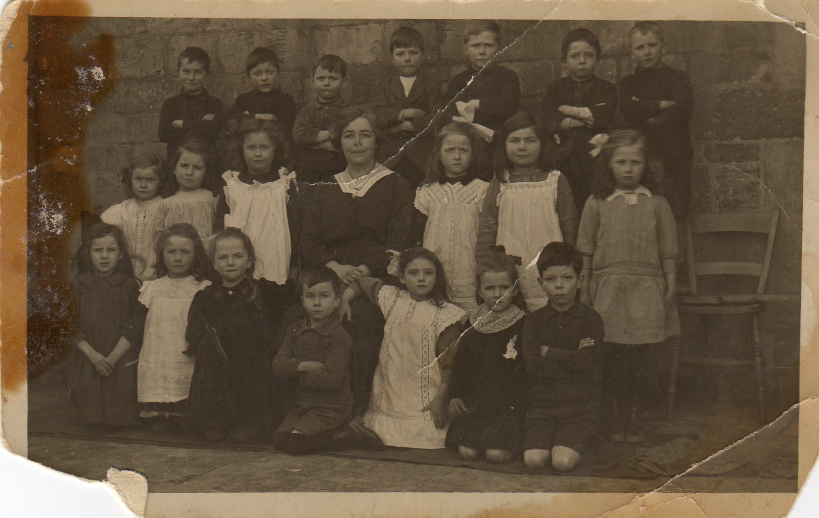 Willersey Older School Class