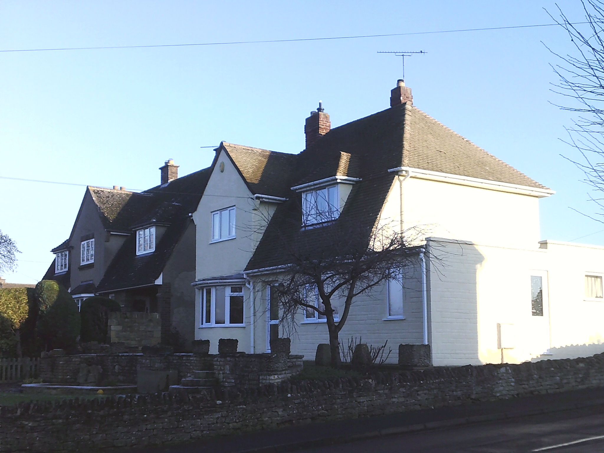 Collin Lane Willersey houses