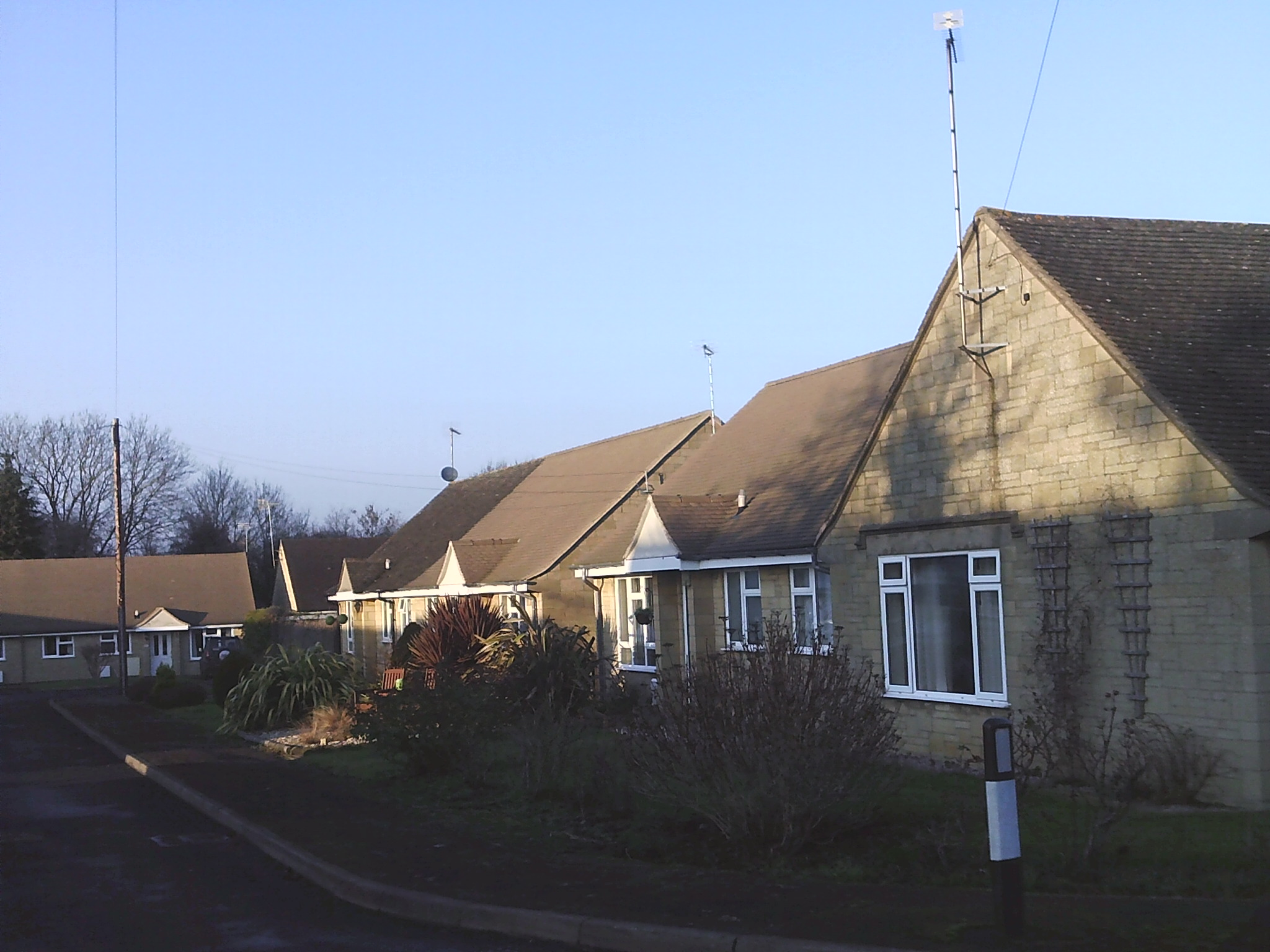 Houses in Timms Green Willersey