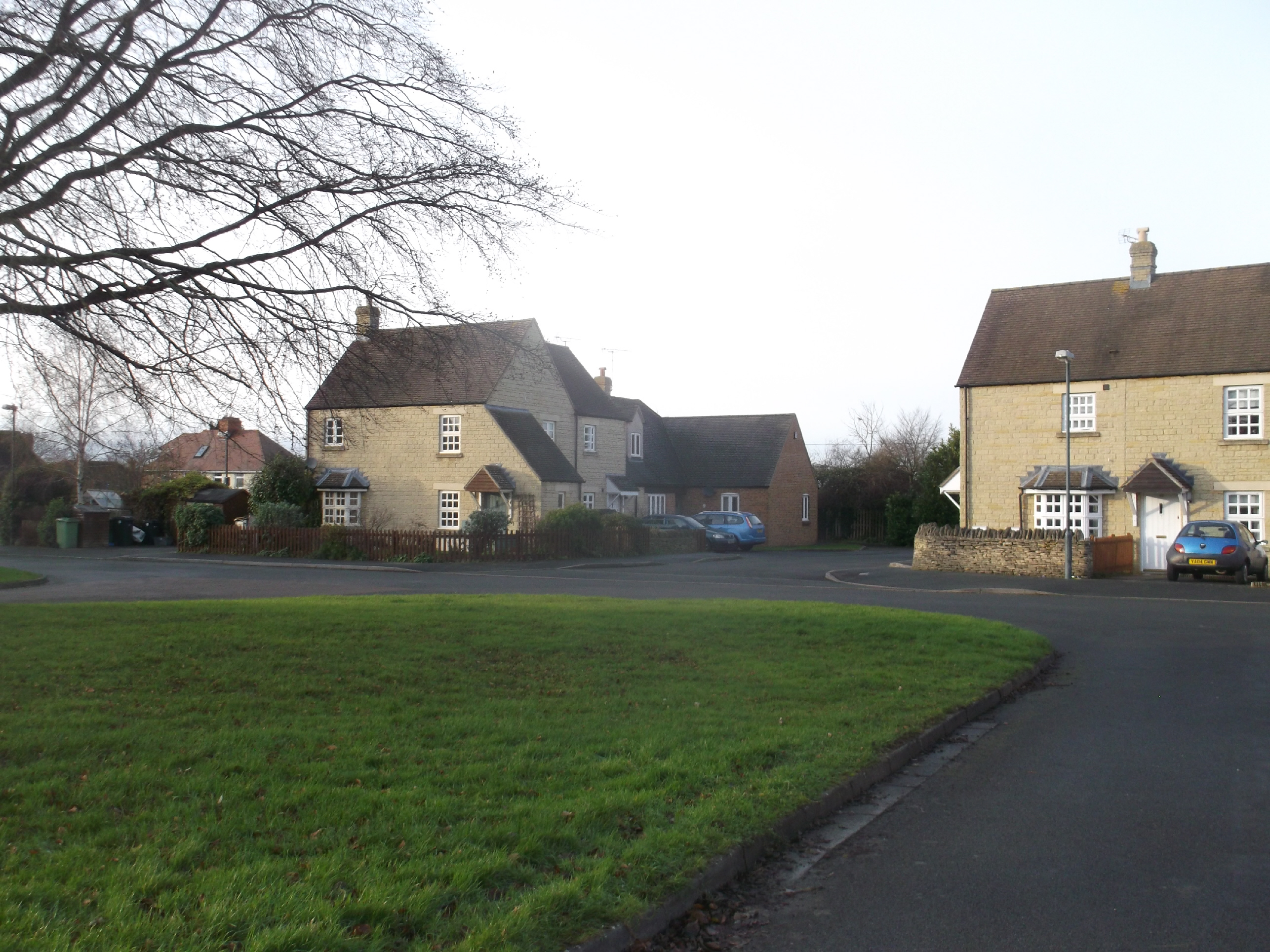 Houses in Ley Orchard Willersey