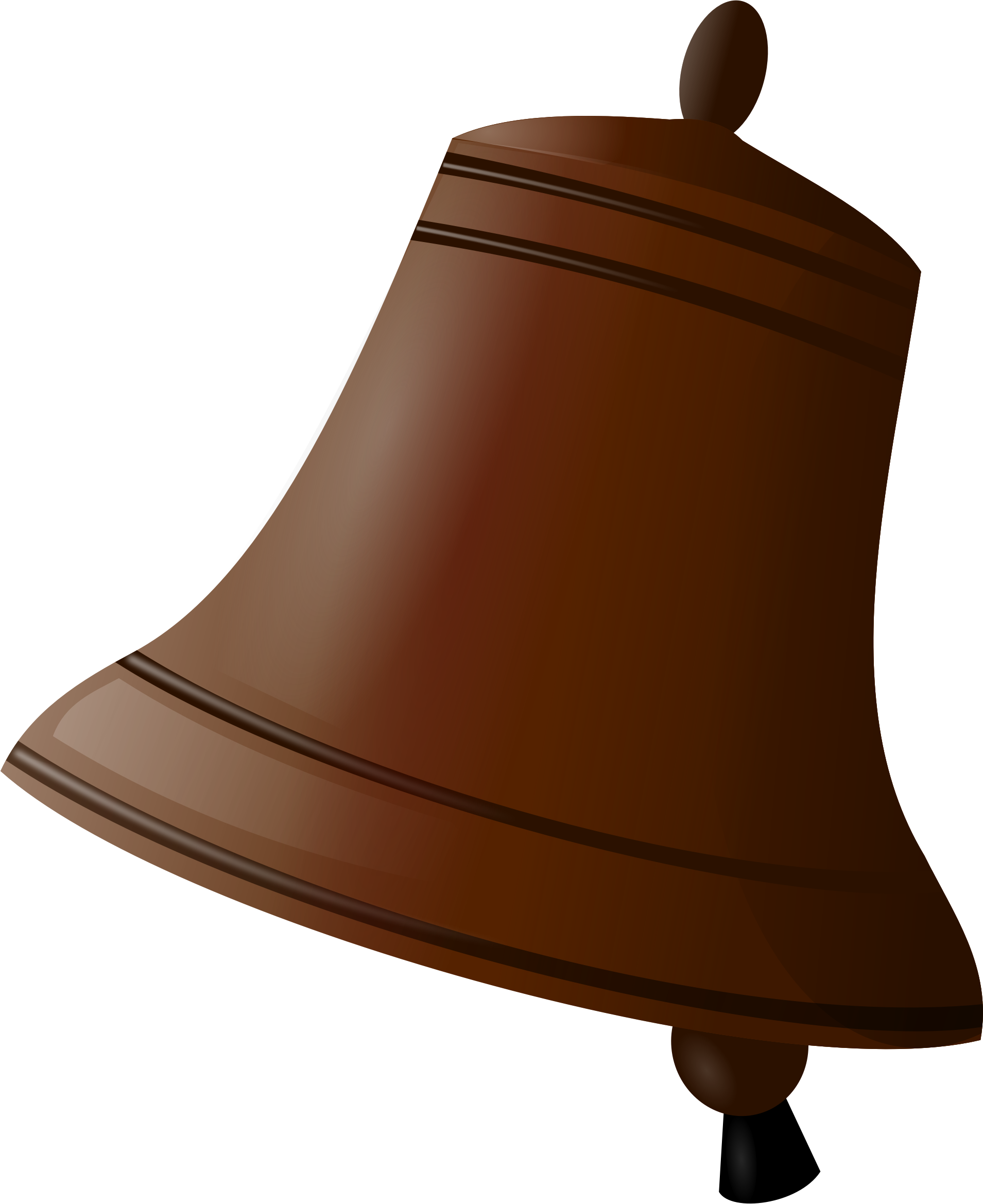 Drawing of a Bell