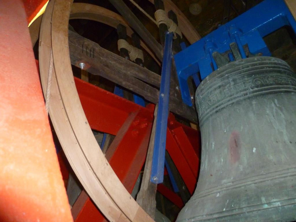 St Peter's Church Bells in Willersey Village