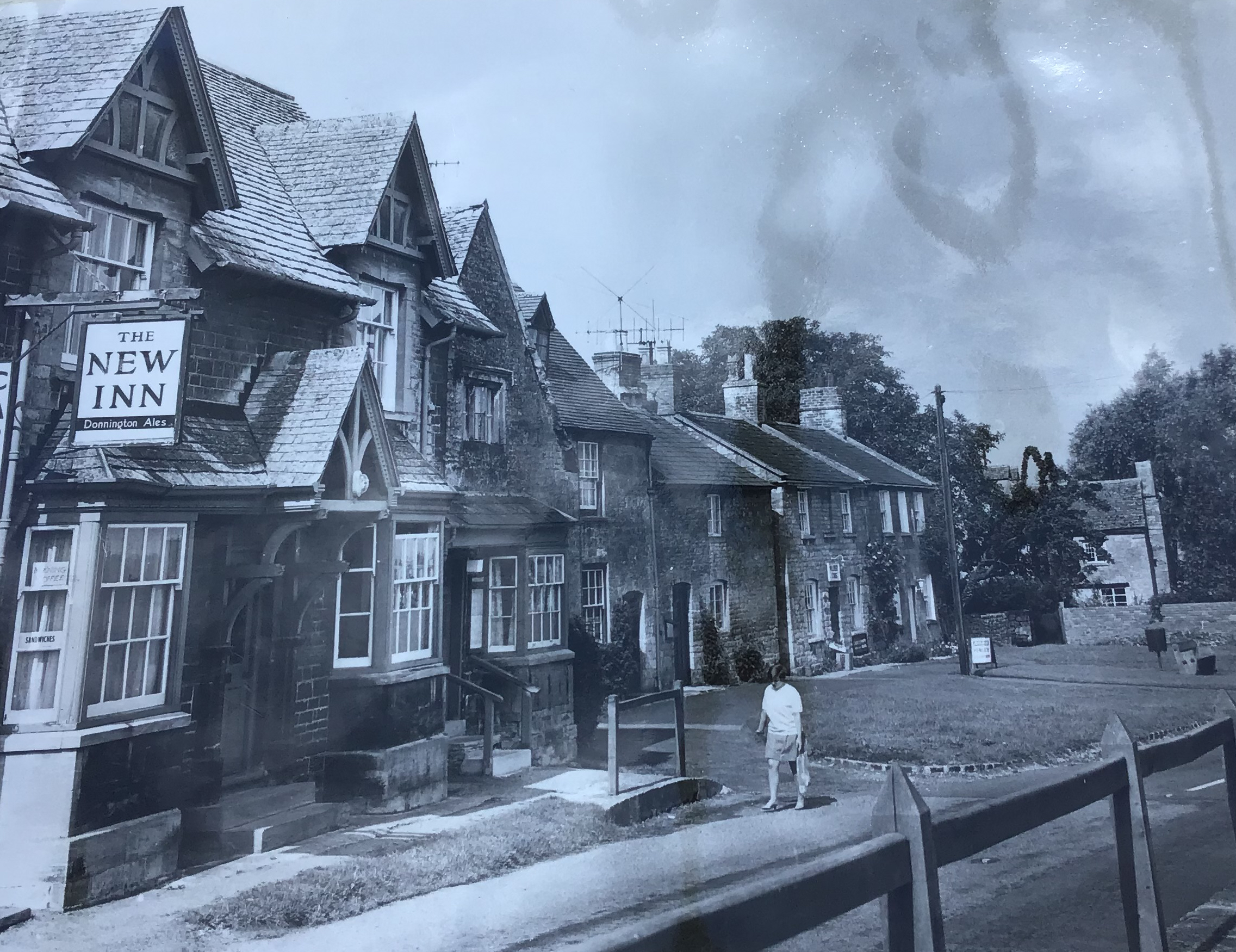 The New Inn Willersey in 1970